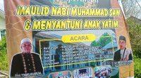 Balai Pengajian Darul Muta'allimin Peringati Maulid Nabi Muhammad SAW