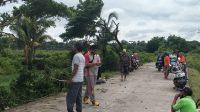 Bhabinkamtibmas Desa Bontokanang Polsek Galsel Sambangi Warga Binaan, Ajak Warga Jaga Kamtibmas