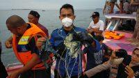 Nelayan Melihat Pesawat Jatuh Saat Hujan Deras di Sekitar Lokasi Jatuhnya Sriwijaya Air  SJ182