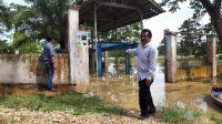 Akibat Banjir, Pompa Inteke PDAM Tirta Tamiang Nyaris Tidak Berfungsi