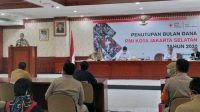 PMI Kota Jakarta Selatan Raih Pretasi Kenaikan Angka Tertinggi