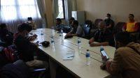 FWJ Korwil BEKASI Kota Beraudensi dengan Ketua DPRD Kota Bekasi demi Jalin Sinergitas
