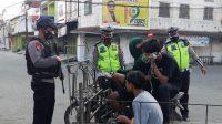 Satuan Brimob Polda Sumut Sambangi Pos Mako TNI, Guna Perkuat Sinergitas TNI POLRI