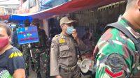 Ops Yustisi Penerapan Prokes Sebagai Upaya Menurunkan Laju COVID-19 Di Kecamatan Setiabudi