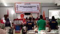 Bawaslu Dharmasraya Gelar Sosialisasi Hasil Pengawasan Pemilu Dengan Masyarakat