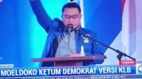Perang Kilat Jenderal (Purn) TNI Moeldoko dan Karma SBY