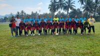 Persikota Koto Tangah Ditahan Imbang Riak Danau FC, Dilanjutan Liga Salingka Tanah Datar