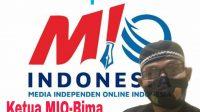 MIO Sesalkan Pengusiran Wartawan Yang Disinyalir Dilakukan Oleh Oknum Kepala Cabang BNI Bima