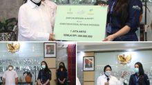 Menteri Sosial Tri Rismaharini Gandeng Dunia Usaha Untuk Penanggulangan Bencana di Tanah Air