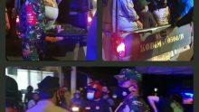 Patroli Gabungan TNI-POLRI Bersama SATPOL PP Di Jagakarsa, Amankan 24 Motor