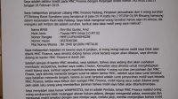 MNC Finance Dan PT Bintang Barat Sumatera Dilaporkan ke Polda Sumbar Atas Dugaan Penipuan Oleh Nasabahnya