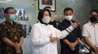 Merespon lnstruksi Presiden Joko Widodo, Mensos Gerak Cepat di Sejumlah Titik Terdampak Bencana NTT dan NTB