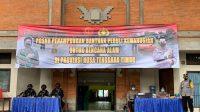 Polda Bali Distribusikan Bantuan Empat Polda Untuk Korban Banjir Bandang NTT