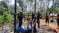 Selama 20 hari Gelar Operasi Drilling, Petugas Gabungan Polri, TNI dan Pemda Berhasil Tertibkan Ribuan Sumur Ilegal