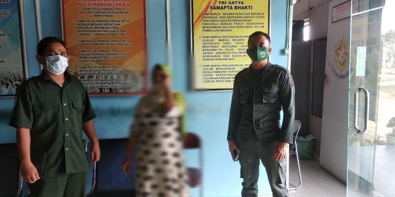 Lima Warga Ditangkap Polisi WH, Kedapatan Jualan Dan Makan Disiang Hari Ramadhan