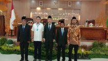 Anggota Dewan Yang Seteru Di Langkat Sudah Berdamai