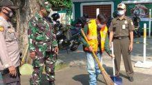 Operasi Tertib Masker di Jagakarsa Jaring Belasan Pelanggar