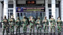 Aspers Kasal Beri Penghargaan Pada Segenap Perwira TNI AL Tanjungpinang