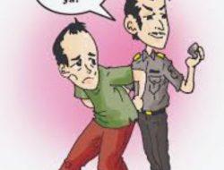Bawa Sabu, Rhony Terpaksa Lebaran Dalam Penjara