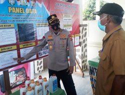 Team Asistensi Polda Aceh Kunjungi Posko PPKM Di Desa Kebun Tanjung Seumentoh