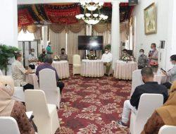 Kesiapan Menyambut Idul Fitri, Pemkab Tanah Datar Gelar Rapat Koordinasi