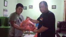 Berkah Ramadhan, 96 Pewarta Pinrang Terima Bantuan Dari AJB