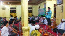 Bupati Padang Pariaman Suhatri Bur Kunjungi Para Guru di Pondok Pesantren Darul Ikhlas