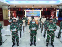 Umat Nasrani Lantamal III Ikuti Perayaan Paskah TNI AL
