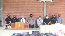 Saba Pesantren di Bulan Ramadhan, Polda Banten Terus Peduli dan Berbagi ke Pondok Pesantren