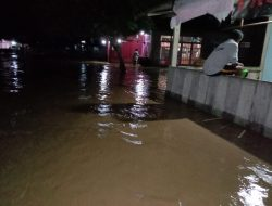 Dua Nagari di Kecamatan Rahul Tapan Pessel Dilanda Banjir, Dua rumah hanyut