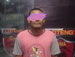 Satu Orang Pelaku Curas Berhasil Dibekuk Tim Puma Polres Lombok Tengah