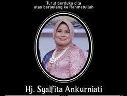 ITP Berduka, Istri Rektor Hendri Nofrianto Meninggal Dunia
