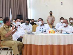 Danny Pomanto Hadiri Pembahasan Lanjutan Pendampingan Lroses Pengadaan Akses Jalan Tol MNP
