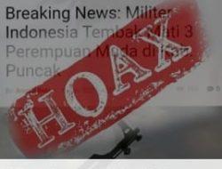 Pdt. Lebase Bantah Berita Penembakan Tiga Wanita Papua, Suarapapua.com Minta Maaf dan Cabut Berita