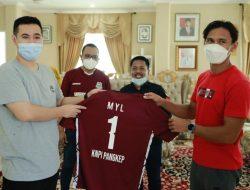 Punggawa Pasukan Ramang Dijamu Bupati Pangkep, Kunjungi Pulau Eksotik Gondong Bali
