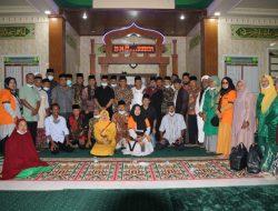 Ketua DPD LPM Kota Padang Irwan Basir Datuk Rajo Alam, SH, MM Didampingi Dr. H. Fauzi Bahar Hadiri Acara Halal Bi Halal