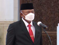 Doni Monardo Pensiun, Presiden Jokowi Tunjuk Ganip Warsito Komandoi Badan Nasional Penanggulangan Bencana
