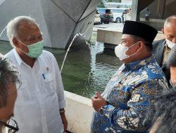 Menteri PUPR Apresiasi Bupati Suhatri Bur Atas Dukungan percepatan Jalan Tol