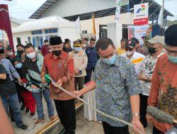 SPBUN TPI Carocok Tarusan Pessel diresmikan, Jawab Keinginan Masyarakat Nelayan
