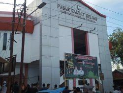Seakan Mempersulit Ruang Gerak Pedagang PD Pasar Minahasa Tenggara Bongkar Paksa Pasar Rakyat Belang