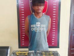 Personel Tekab Polsek Tanjung Morawa Gait Pencuri Batre Truk
