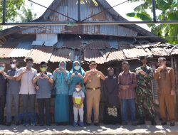 Lounching RTLH Di Hadiri Oleh Bupati Jeneponto