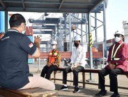 Sopir Kontainer Mengeluh Soal Premanisme dan Pungli, Presiden Jokowi Langsung Telepon Kapolri