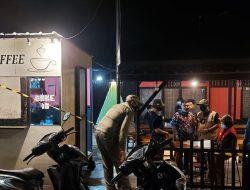 Akibat Melanggar Prokes, Cafe Dan Warung Nasi Disegel