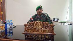 Wempi Ramandei dulu bermimpi jadi dokter, kini jadi tentara