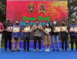 Dispenad Gelar Komsos Kreatif dan Silaturahmi Untuk Tingkatkan Sinergitas Dengan Para Awak Media