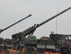 Batalyon Armed 9 Kostrad Latihan Uji Siap Tempur (UST) Tingkat Seksi