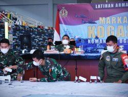 Jelang Manuver Lapangan Latihan Armada Jaya, Kogasgabfib Gelar TFG