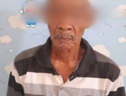 Kakek Sudah Bau Tanah Setubuhi Anak 14 Tahun Hingga Hamil 6 Bulan