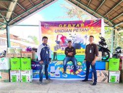 PT Bayer Menggelar Gebyar Undian Petani Di Aceh Tamiang